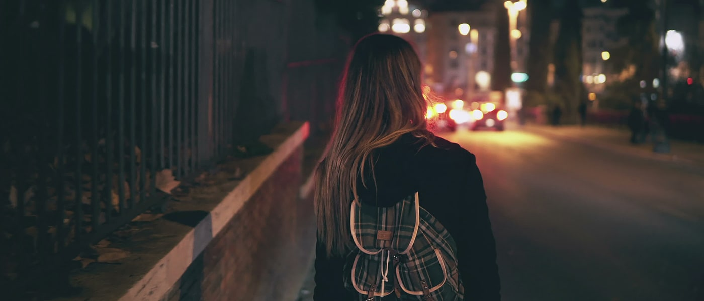 Tips for Those Who Walk Alone at Night
