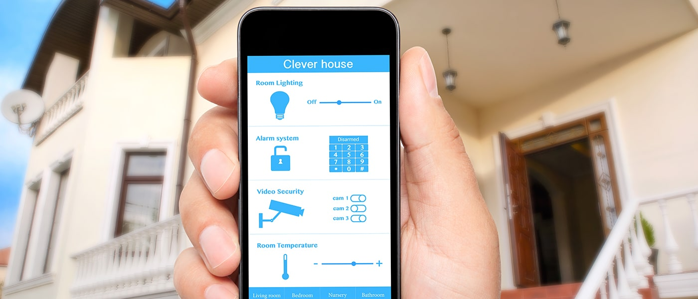 Home Security Through Your Smartphone