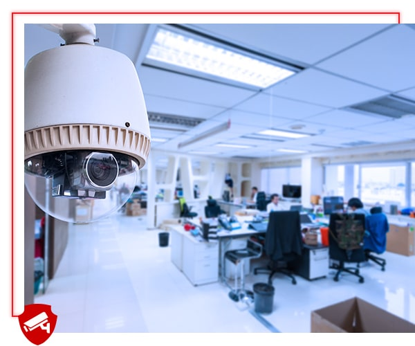 Commercial and Business Security Surveillance System Las Vegas