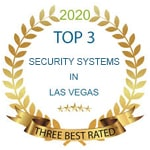 Top 3 security systems in las vegas