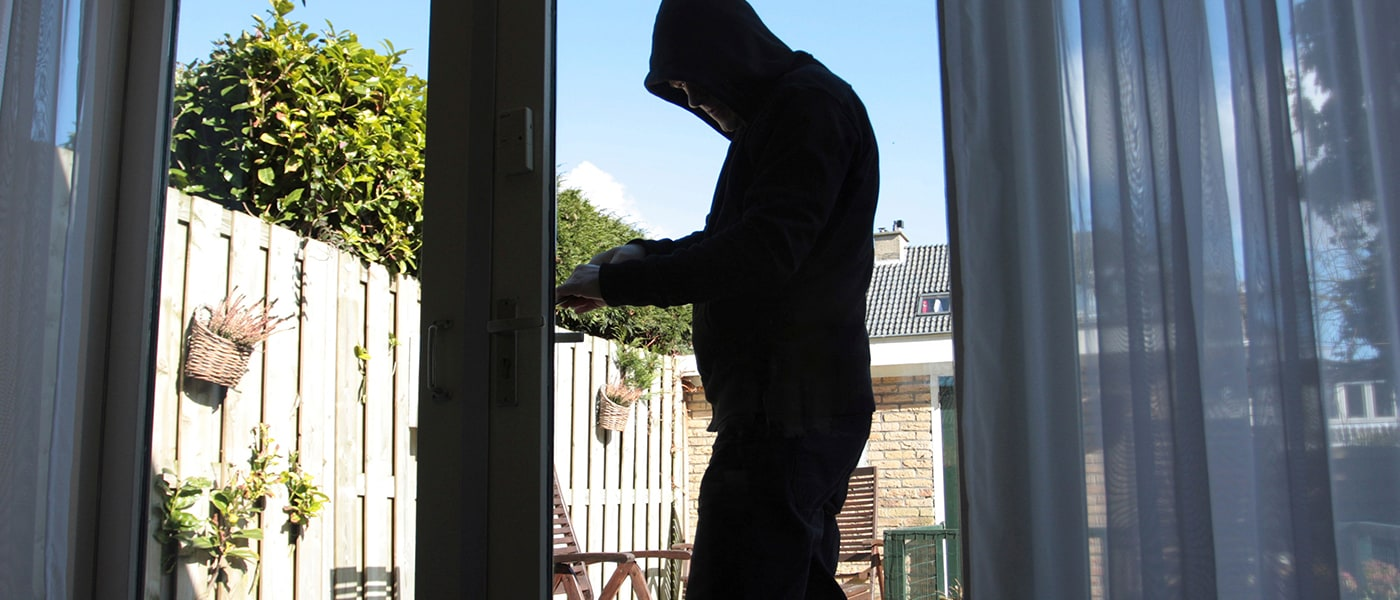 Burglar Prevention and Home Security Tips