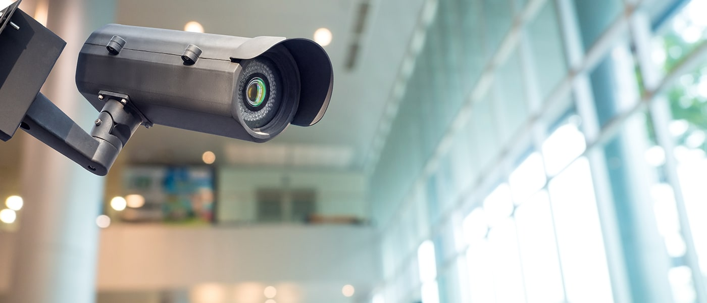 How to Protect Your Security Cameras from Tampering