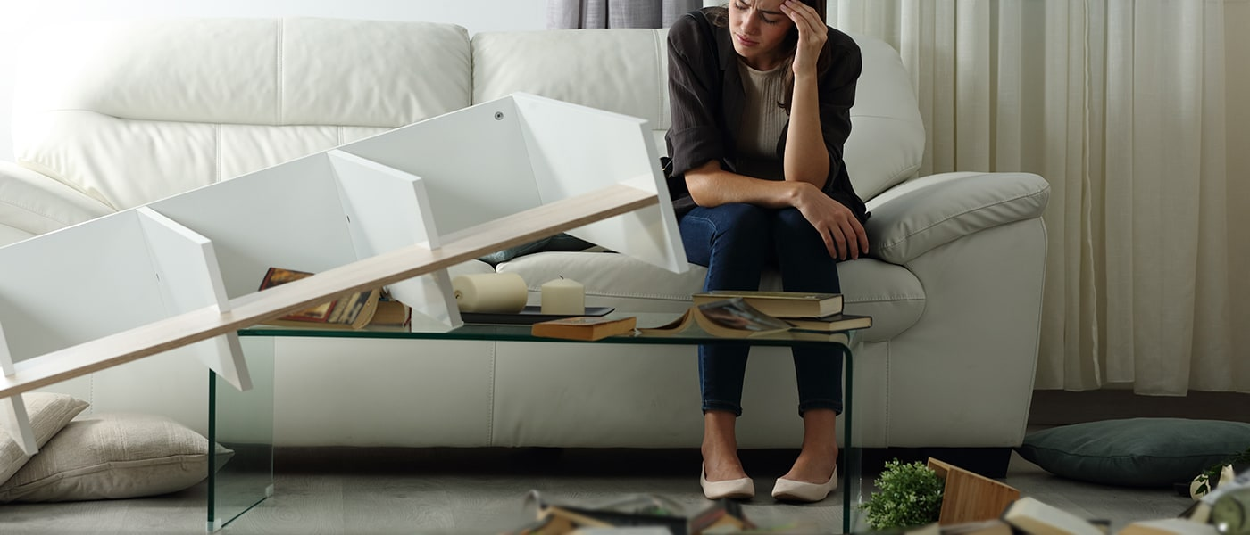 What to do when your home has been broken into